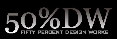 50% DESIGN WORKS